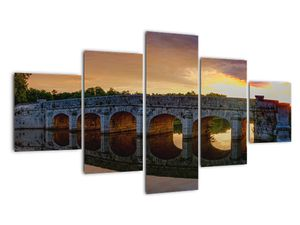 Obraz mostu (V020801V12570)