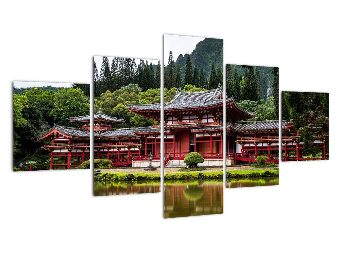Obraz - Budhistický kláštor (V021325V12570)