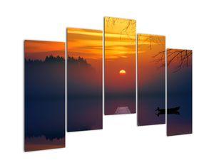 Híd képe naplementekor (V020012V12590)