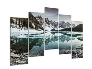 Tablou - lacul iarna (V020181V12590)