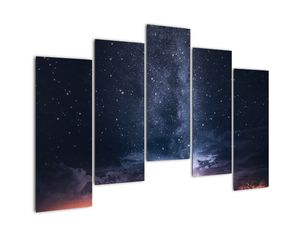 Tablou cerului plin de stele (V020293V12590)