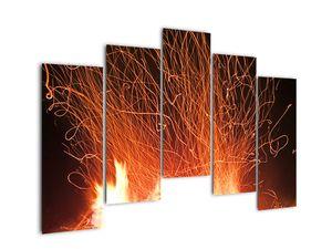 Tablou cu focul (V020437V12590)