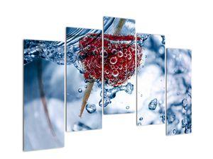 Kép - málna részlete a vízben (V020516V12590)