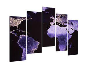Tablou Pământului din Cosmos (V020649V12590)
