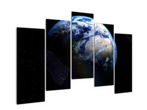 Föld és a Hold képe (V020671V12590)