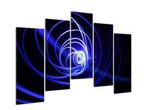 Kék spirálok képe (V020815V12590)