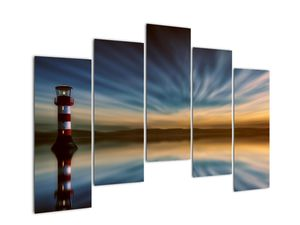 Világítótorony képe (V020892V12590)