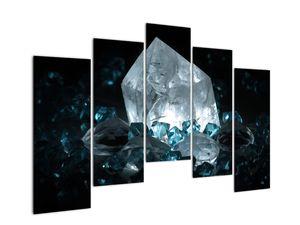 Schilderij - Kristal (V021107V12590)