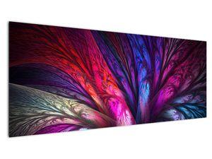 Tablou abstract cu copacul (V020125V14558)