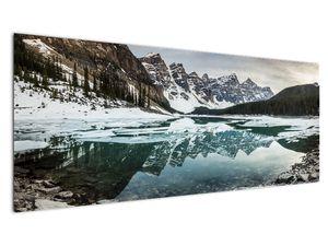 Tablou - lacul iarna (V020181V14558)