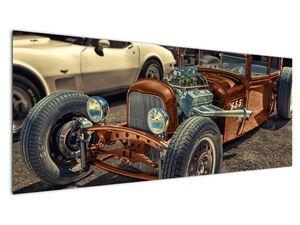 Obraz hnědého auta (V020538V14558)