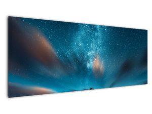 Obraz modrej mliečnej cesty (V020646V14558)