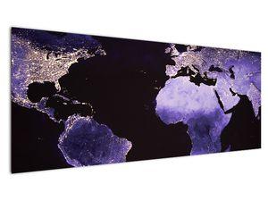 Tablou Pământului din Cosmos (V020649V14558)