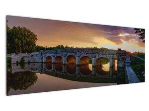 Obraz mostu (V020801V14558)