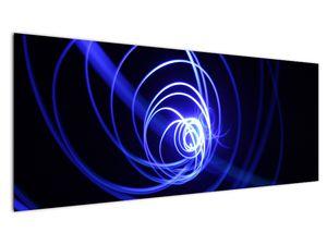 Kék spirálok képe (V020815V14558)