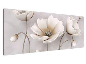 Obraz bílých květin (V020898V14558)