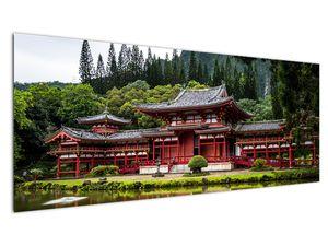 Obraz - Budhistický kláštor (V021325V14558)