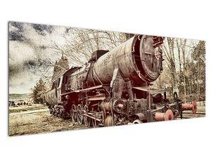 Povijesna slika lokomotive (V021965V14558)