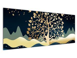 Slika zlatega drevesa (V022286V14558)