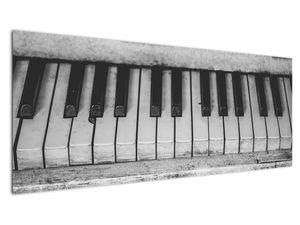 Egy régi zongora képe (V022562V14558)