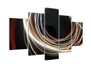 Abstraktna slika - črte (V020005V150105)