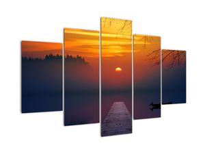 Híd képe naplementekor (V020012V150105)