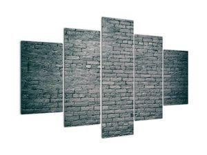 Obraz cihlové zdi (V020015V150105)