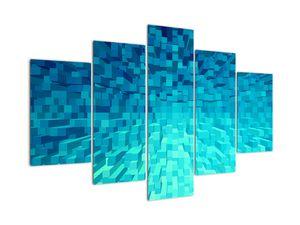 Obraz - abstraktní kostky (V020021V150105)