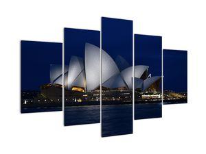 Obraz nočního Sydney (V020022V150105)