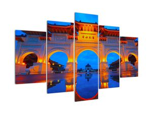 Obraz Taiwanu (V020023V150105)