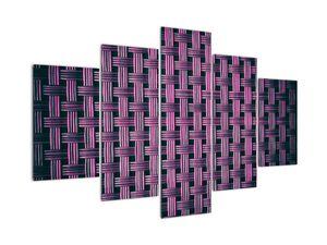 Obraz fialové textury (V020027V150105)