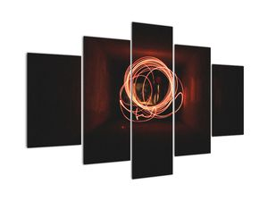 Obraz - čáry v tunelu (V020033V150105)