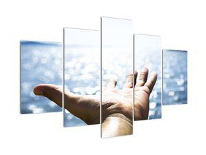 Tablou  cu palma deschisă (V020040V150105)