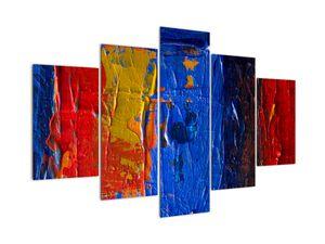 Obraz malířských barev (V020046V150105)