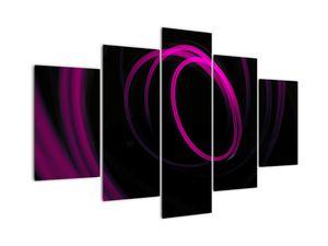 Slika - vijoličaste črte (V020055V150105)