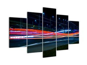 Obraz nočního města (V020087V150105)
