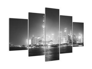 Obraz moderních mrakodrapů (V020114V150105)