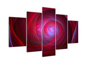 Abstraktní obraz očí (V020126V150105)