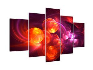 Obraz moderní abstrakce (V020132V150105)