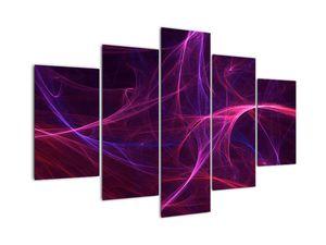 Abstraktní obraz křivek (V020138V150105)