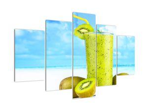 Obraz - kiwi smoothie (V020171V150105)
