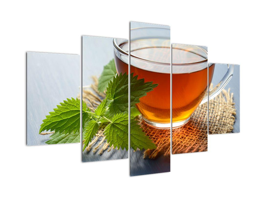 Egy csésze teaképe (V020174V150105)