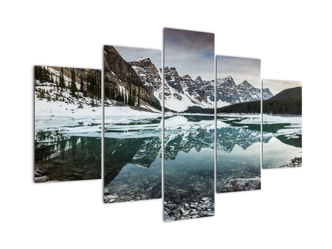 Bild - See im Winter (V020181V150105)
