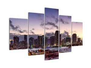 Kép - nagy város felhőkarcolói (V020205V150105)