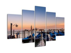 Obraz - talianska gondola (V020207V150105)