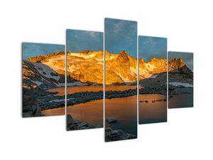 Tablou cu peisaj montan (V020244V150105)