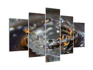 Tablou cu brățara din picături de apă (V020262V150105)