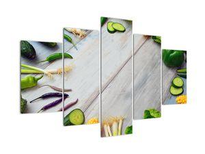 Tablou  legumele (V020294V150105)