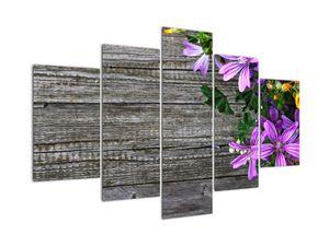 Obraz - luční květiny (V020301V150105)