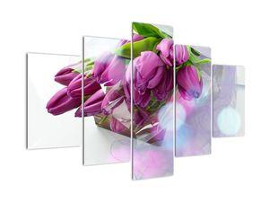 Obraz - kytice tulipánů (V020303V150105)